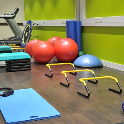 Sports and Wellbeing Clinic Equipment