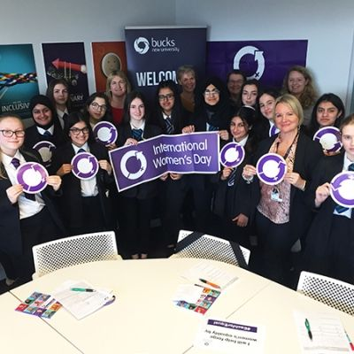 International Womens Day - Cressex Community School